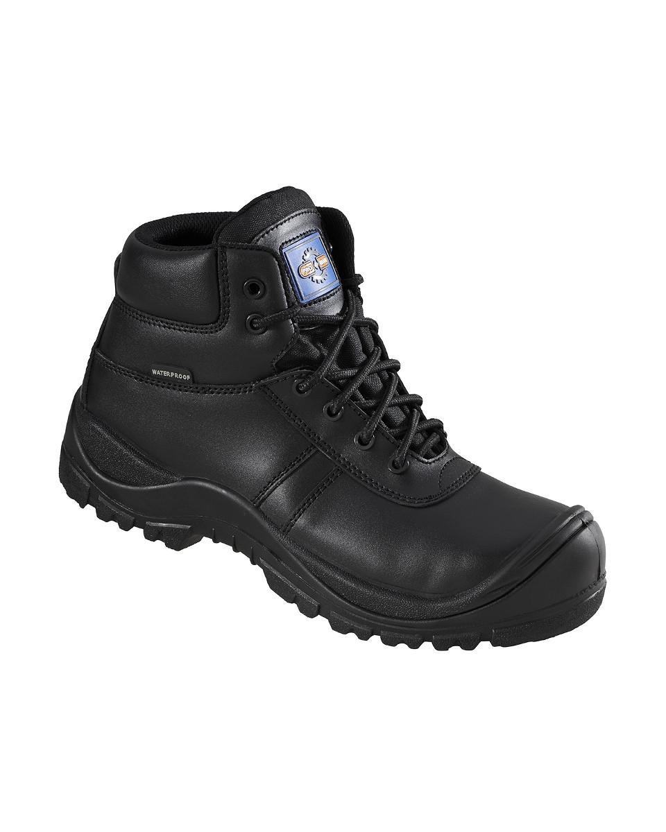 b79ec3c4874 Pro-Man Waterproof Non-Metallic Safety Boot (PM4008)