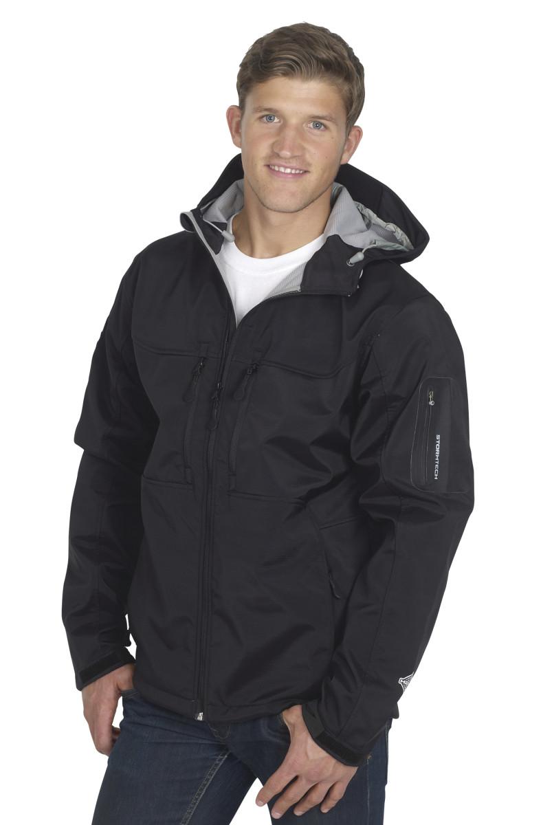 Stormtech Men S Epsilon H2xtreme Shell Jacket Hs 1 La