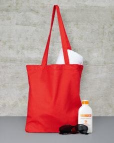 """Jassz Bags """"Beech"""" Cotton Long Handle Bag"""
