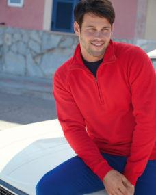 FOTL Premium Zip Neck Sweatshirt