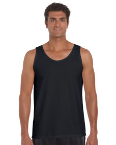 GIldan Adult Softstyle Tank Top