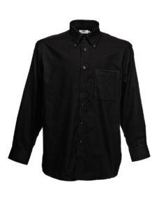 FOTL Men's Long Sleeve Oxford Shirt